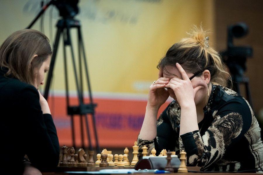 Dzagnidze - Muzy 2nd round