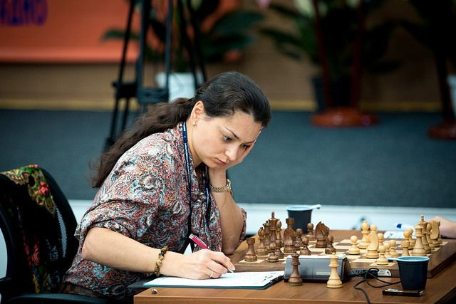 Kosteniuk 1st round