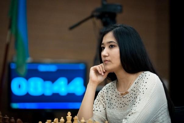Muminova 2nd round