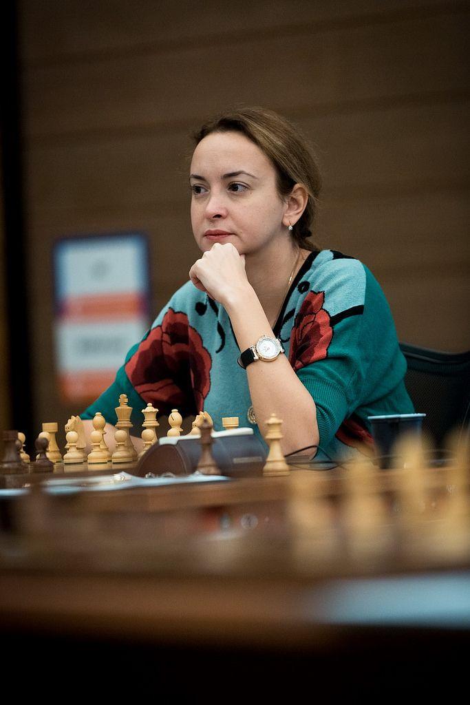 Stefanova 2nd round